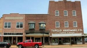 Tupelo Hardware Company In Mississippi Is Brimming With Great Merchandise And Tons Of History