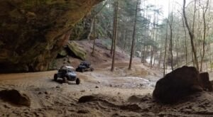 Rent A UTV In Kentucky And Go Off-Roading Through The Caves And Hills Of The Bluegrass
