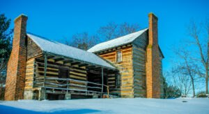 Take A Step Back In Time When You Visit The Living Pioneer Village At Rocky Mount State Historic Site In Tennessee