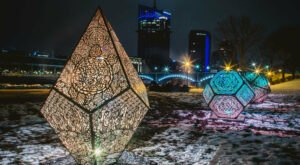World Of Winter Is The Most Whimsical Festival You'll Enjoy In Michigan This Year
