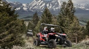 Rent An ATV In Colorado And Go Off-Roading Through Rocky Mountain National Park