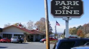 Visit Park-N-Dine, The Small Town Diner In Maryland That's Been Around Since The 1940s