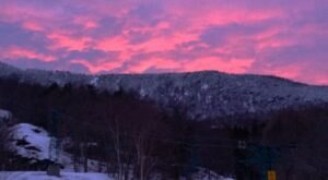 The Sunrises At This Mountain In Vermont Are Worth Waking Up Early For