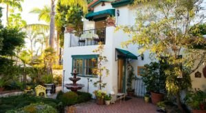 Stay At Garden Cottage Inn, A Charming Bed And Breakfast Near The Beach In Southern California