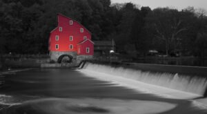 New Jersey's Red Mill Ghost Stories Will Give You The Chills