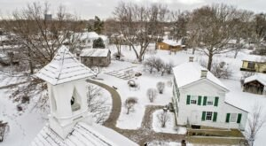The Winter Village Near Detroit That Will Enchant You Beyond Words