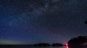 Minnesota's Voyageurs National Park Was Named One Of The World's Best Places To See The Stars