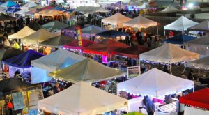With Over 150 Vendors, You Can Find Everything You Need At The Bossier Night Market In Louisiana
