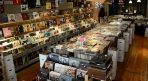 Find More Than 50,000 Albums At Records Per Minute, One Of The Largest Record Stores In Ohio