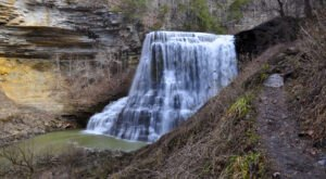 Burgess Falls In Tennessee Is Absolutely Stunning No Matter The Time Of Year
