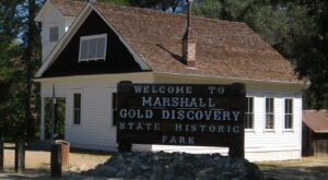 You'll Love Digging For Gold At The Unique Marshall Gold Discovery State Park In Northern California