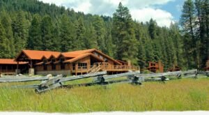 Highlands Ranch Resort Offers Luxurious Lodging Right Outside Of Northern California's Lassen Volcanic National Park