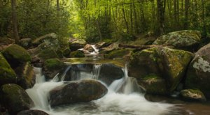 Explore A True Hidden Gem In South Carolina At Jones Gap State Park