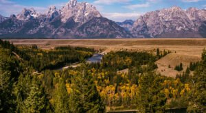 The Snake River Is An Iconic Part of Wyoming's Remarkable Landscape