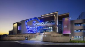 Enjoy Golf Year-Round At Topgolf, A Minnesota Indoor Golf Spot That Also Has Great Drinks And Tasty Food