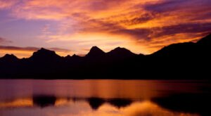 The Sunrises At Glacier National Park In Montana Are Worth Waking Up Early For
