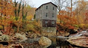 You Can Still Visit 200-Year-Old Fidler's Mill In West Virginia, A Testament To An Older, Simpler Time