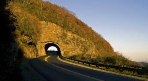 The Shortest Tunnel In North Carolina Has A Truly Fascinating Backstory