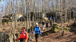 7 Of The Best Places In Alabama To Embark On A Winter Hike