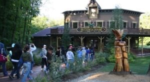 Spend A Magical Afternoon At Ohio's Largest Butterfly House