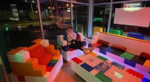 Satisfy Your Inner Child And Adult Self With A Visit To The Brick Bar, A Lego-Themed Watering Hole In Wisconsin