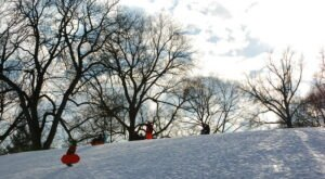 6 Best Places For A Thrilling Day Of Sled Riding In Pittsburgh