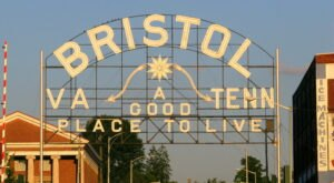 There's Nowhere Else On Earth With A Downtown Quite Like Bristol, Virginia
