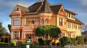 An Enchanting Getaway Awaits At The Gingerbread Mansion, A Victorian-Era B&B In Northern California