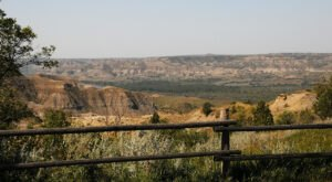 North Dakota's Beautiful Little Missouri State Park Turns 50-Years-Old In 2021