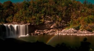 8 Things To Do When You Visit Cumberland Falls In Kentucky
