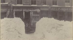 133 Years Ago, Connecticut Was Hit With The Worst Blizzard In History