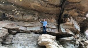 Truly One-Of-A-Kind, Flat Rock Trail Offers Access To Mississippi's Only Rock Climbing Area