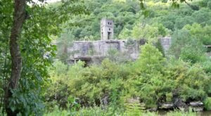 Visit These Fascinating Dam And Paper Mill Ruins In Pennsylvania For An Adventure Into The Past