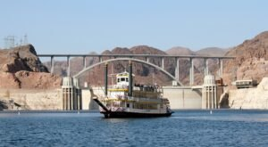 Epic Views Of Hoover Dam Await On This Sightseeing Cruise Around Lake Mead In Nevada