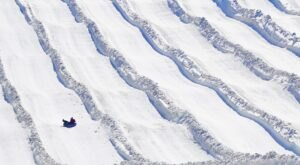 With 10 Lanes, Ohio's Largest Snow Tubing Park Offers Plenty Of Space For Everyone