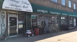 You'll Find Hundreds Of Treasures At This 5,000-Square-Foot Antique Mall In Nebraska