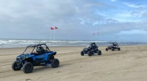 Rent A UTV And Go Off-Roading Through The Forest, Beach, And Dunes On The Oregon Coast