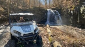 Rent An ATV In West Virginia And Go Off-Roading Through Hills And Hollers Of The Hatfield-McCoy Trail System