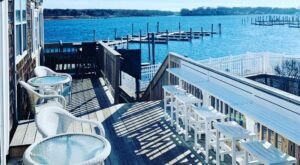 TwoTen Oyster Bar & Grill In Rhode Island Has The Most Amazing Dockside Dining