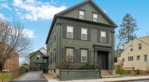 The Infamous Lizzie Borden Axe Murder House Is Now For Sale In Massachusetts
