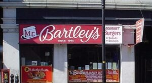 Mr. Bartley's Burgers Has Been A Massachusetts Comfort Food Institution For 60 Years