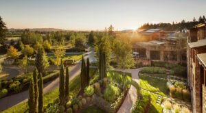 Pamper Yourself With A Relaxing Trip To The Allison Inn And Spa In Oregon's Wine Country