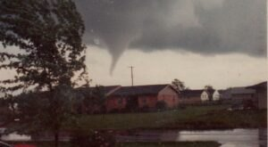 32 Years Ago This Month, Indiana Experienced A Strong, Ultra-Rare January Tornado