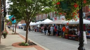 Visit Roanoke, A Charming Village Of Shops In Indiana