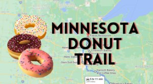 Take The Minnesota Donut Trail For A Delightfully Delicious Day Trip