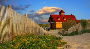 Delaware Seashore Is A Fascinating Spot In Delaware That's Straight Out Of A Fairy Tale
