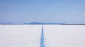 People Have Been Racing Cars On Utah's Bonneville Salt Flats For More Than 100 Years