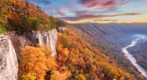 West Virginia's New River Gorge Joins The Ranks As America's Newest National Park