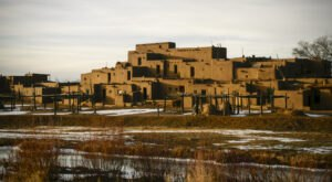 Taos Is Allegedly One Of New Mexico's Most Haunted Small Towns