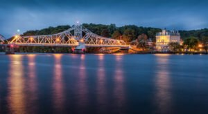 The Small Connecticut Town Of East Haddam Was Named One Of New York Times's 52 Places to Love